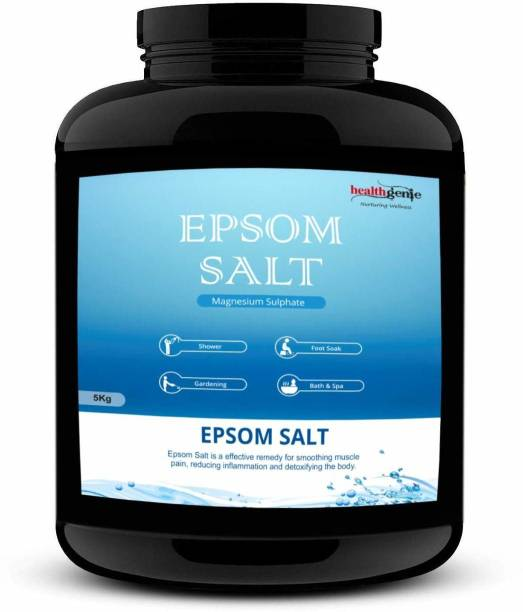 Healthgenie Epsom Salt for Relaxation and Pain Relief