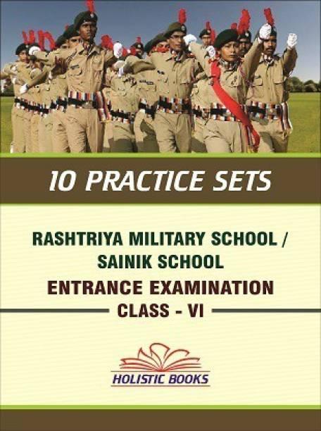 10 Practice Sets Rms/sainik School Class 6