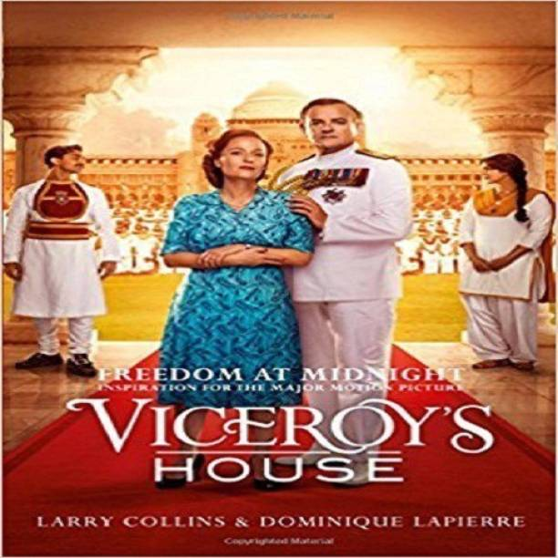Freedom at Midnight - Freedom at Midnight: Inspiration for the major motion picture Viceroy's House Paperback – 23 Feb 2017