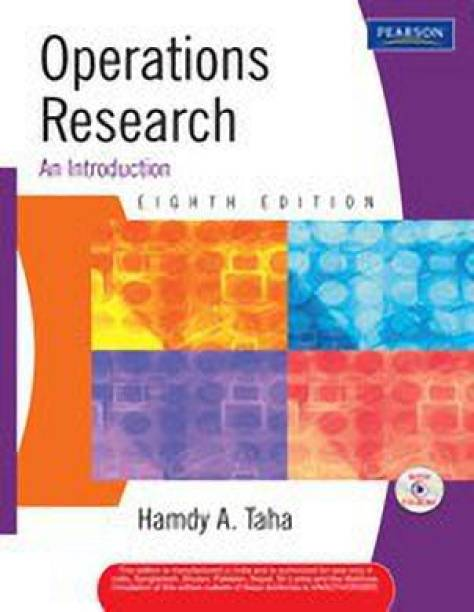 Operations Research 8th Edition
