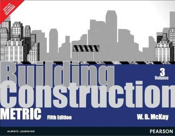 Building Construction: Volume 3