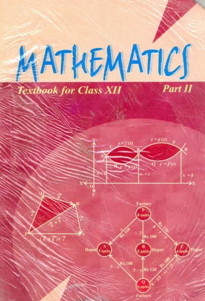 Mathematics Class XII: Part II