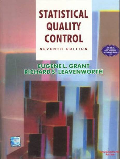 Statistical Quality Control 7th  Edition