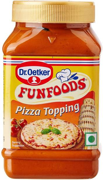 FUN FOODS Pizza Topping 325 Gram 325 g
