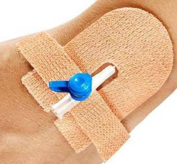 krishna traders Cannula Fixator Crepe Bandage