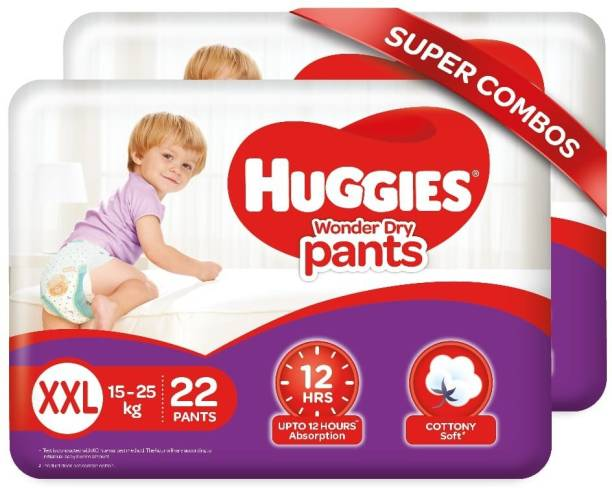 Huggies Wonder Pants Diaper - XXL