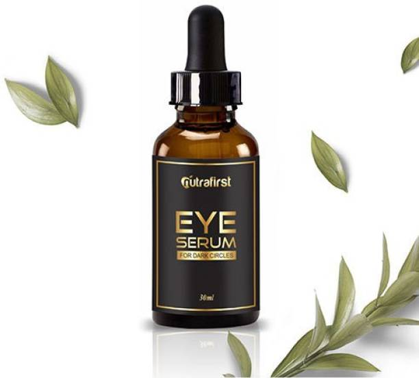 NutraFirst Eye serum for Dark Circles & Puffiness