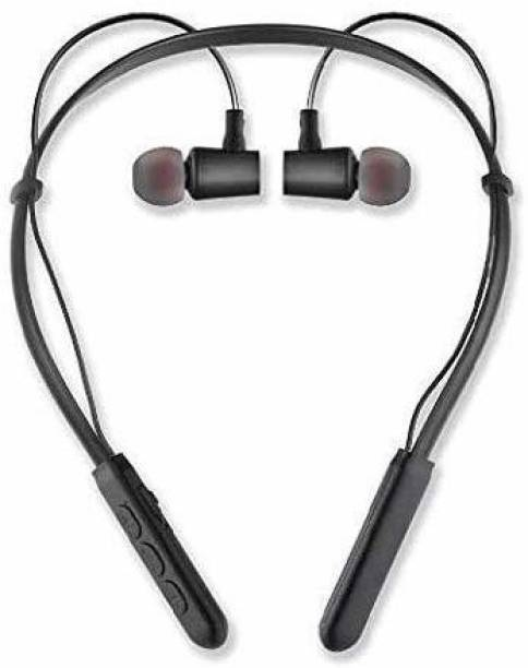 digilex B11 Wireless Bluetooth Neckband Headphones with Inbuilt Mic Bluetooth Headset