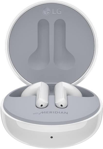 LG TONE Free HBS-FN6 UV Nano 99.9% Bacteria Free with British Meridian Sound Bluetooth Headset