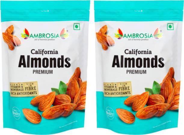 AMBROSIA PREMIUM CALIFORNIA ALMOND KERNELS Almonds