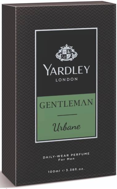 YARDLEY Urbane Perfume For Men 100 Ml *1Pcs Eau de Toilette  -  100 ml