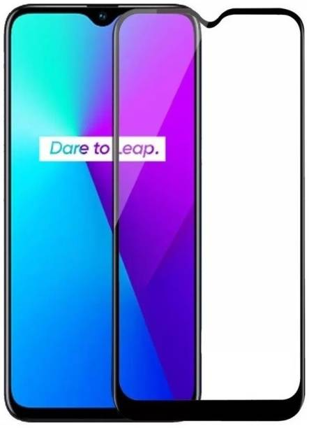 Gorilla Ace Edge To Edge Tempered Glass for Realme 5, Realme 5i, Realme 5S, Realme C3, Oppo A5 2020, Oppo A9 2020
