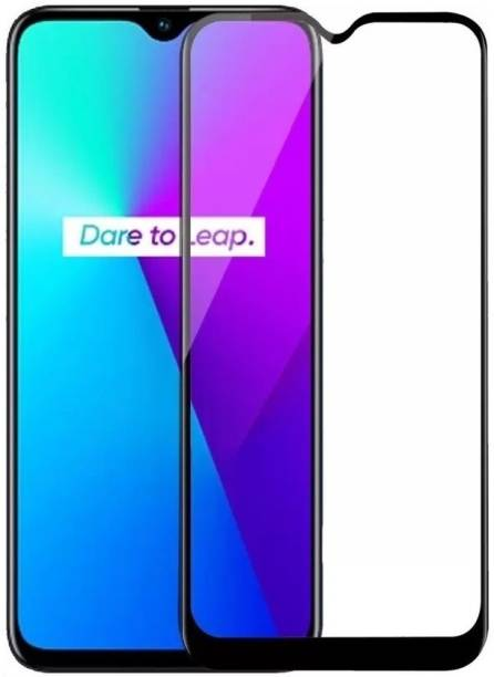 Gorilla Ace Edge To Edge Tempered Glass for Realme C11, Realme C12, Realme C15, Realme C3, Realme 5