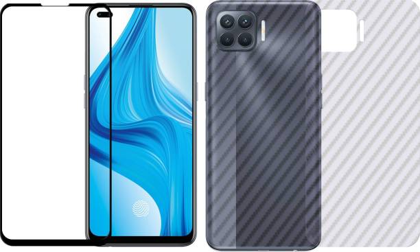 Karpine Front and Back Screen Guard for Oppo F17 Pro