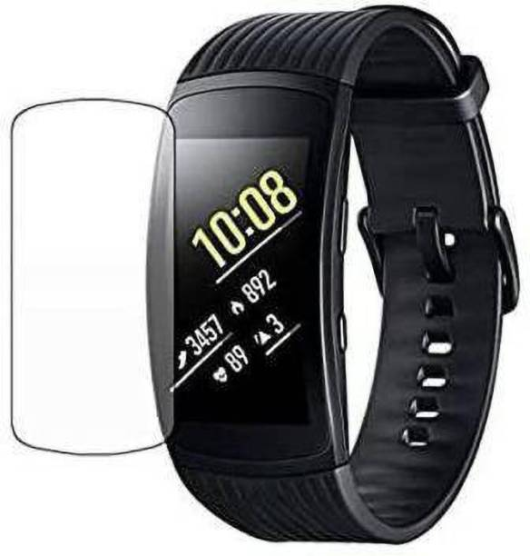 LIGHTWINGS Tempered Glass Guard for Samsung Gear Fit 2 Pro