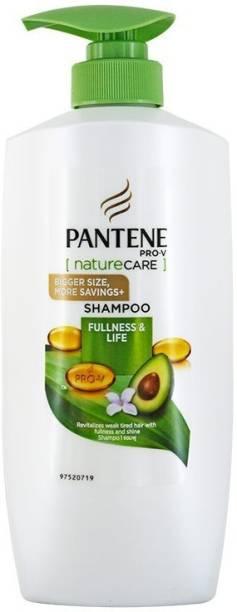 PANTENE Shampoo Natural Care Full & Life (750ml) MADE IN THAILAND