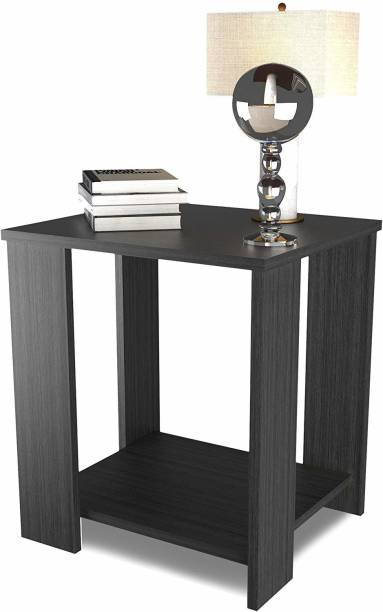 METSMITH Stamy Engineered Wood Side Table
