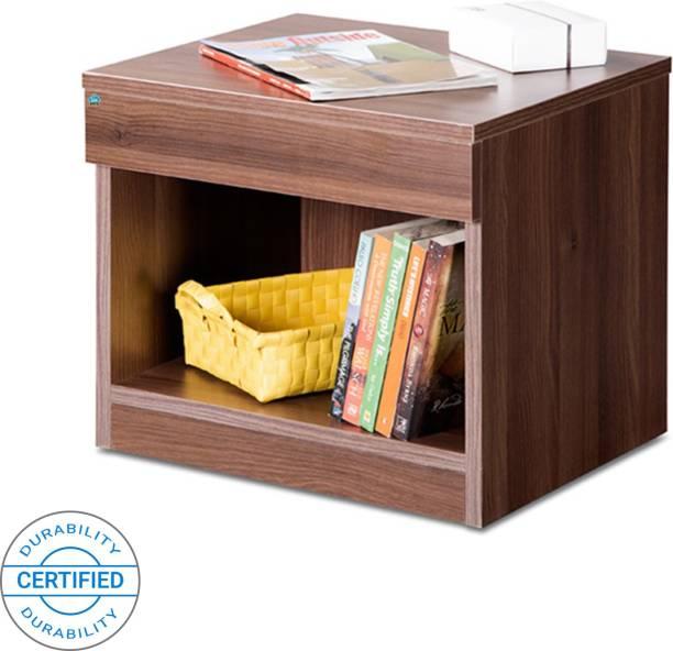 Delite Kom Mia Engineered Wood Bedside Table