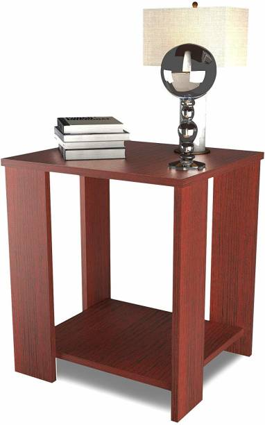 METSMITH Stamy Engineered Wood Side Table