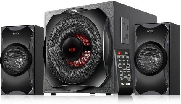 Intex 2.1 Bomb TUFB OS 86 W Bluetooth Home Theatre