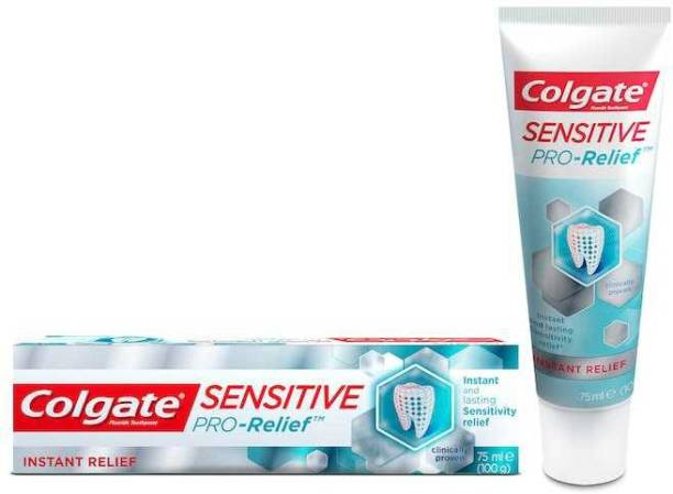 Colgate Sensitive Pro-Relief Instant Relief Imported Toothpaste