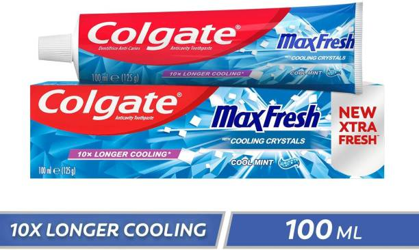 Colgate Max Fresh Cool Mint Imported Toothpaste