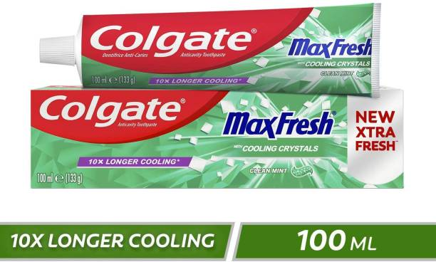 Colgate Max Fresh Clean Mint Imported Toothpaste