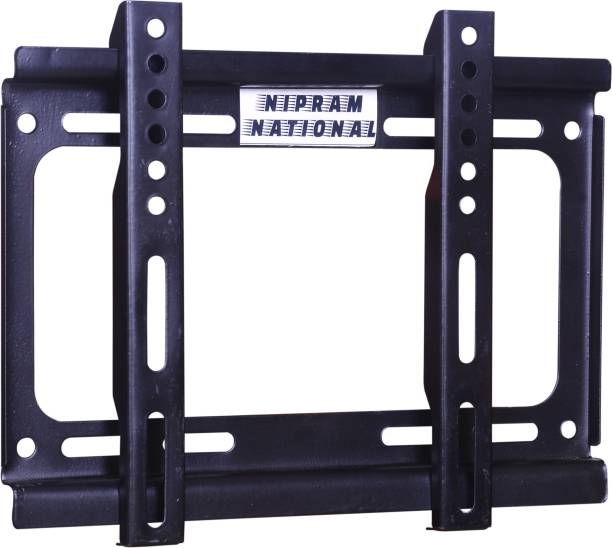 """UNIBOX Ultra Slim LCD LED TVs Wall Mount Stand 21"""" to 40"""" inch Bracket Specially For MI Realme Oneplus Tv Fixed TV Mount"""