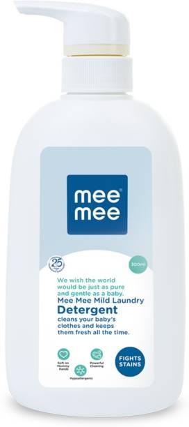 MeeMee Mild Baby Liquid Laundry Detergent Liquid Detergent