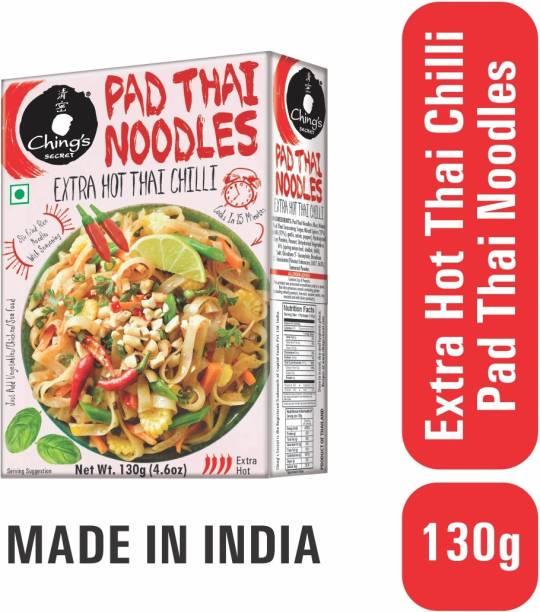 Ching's Secret Pad Thai Hot Chilli Instant Noodles Vegetarian