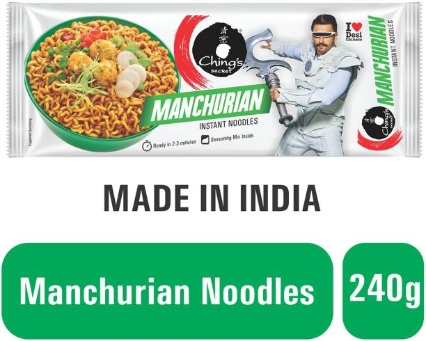 Ching's Secret Manchurian Instant Noodles Vegetarian