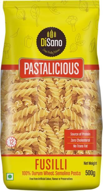 DiSano Pastalicious Durum Wheat Fusilli Pasta