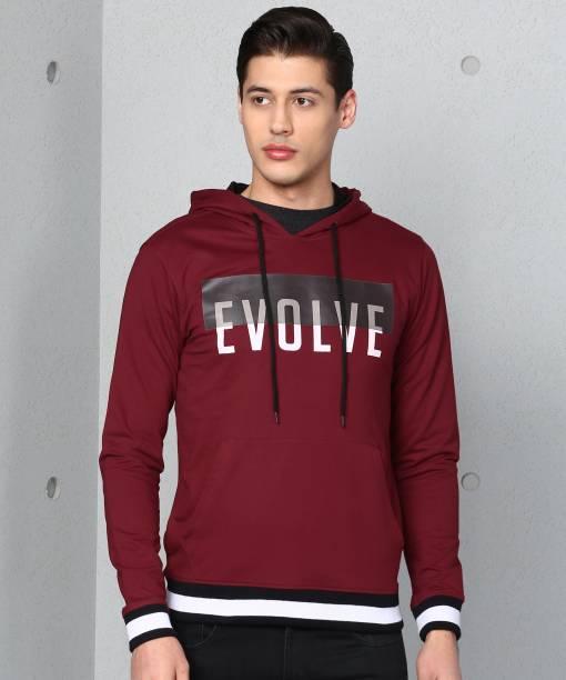 METRONAUT Full Sleeve Printed Men Sweatshirt
