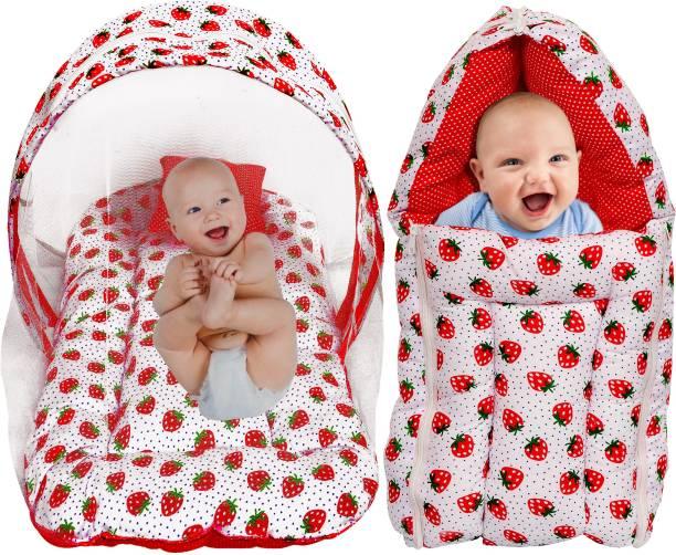 VEBETO Baby Bedding Set Combo Pack Polycotton Bedding Set