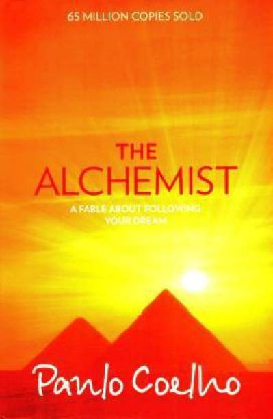 The ALCHEMIST (English) Paulp Coelho