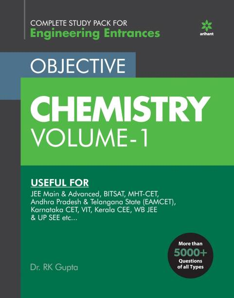 Objective Chemistry for Engineering Entrances 2020
