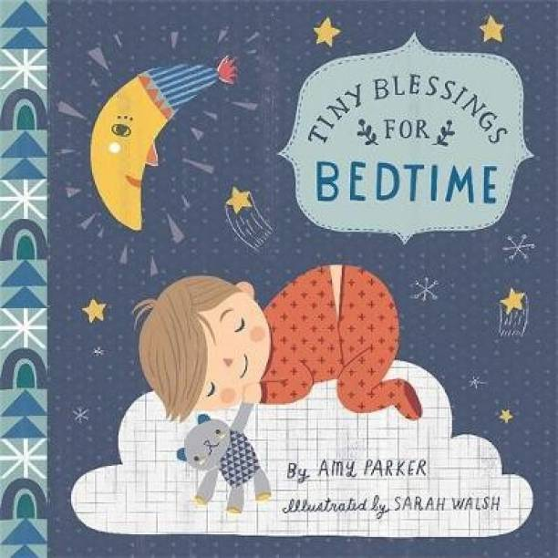 Tiny Blessings: For Bedtime (large trim)