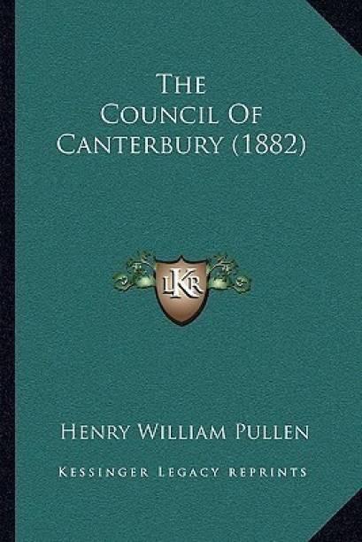 The Council Of Canterbury (1882)