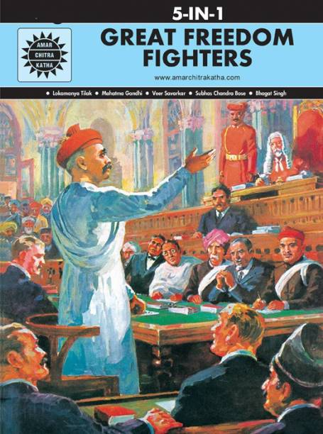 Great Freedom Fighters