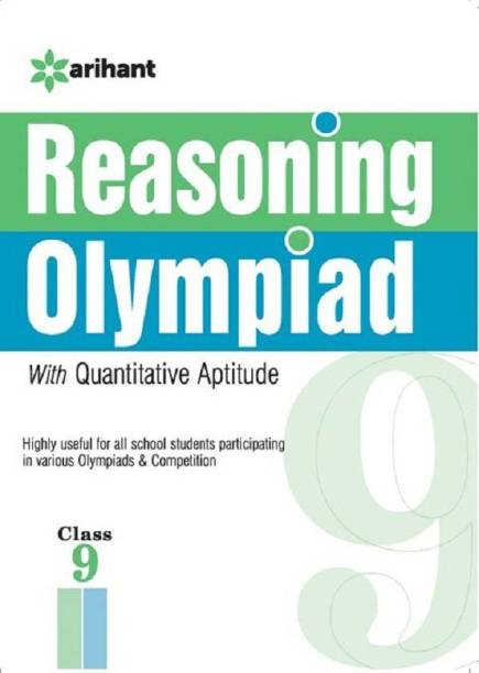 Olympiad Books Practice Sets - Reasoning Class 9th