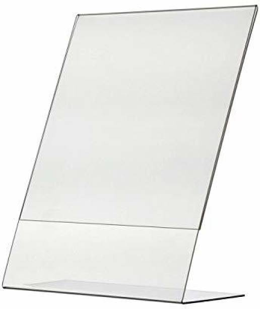TILARA 1 Compartments ACRYLIC PLASTIC SHEET, acrylic sign holder OFFICE, SCHOOL, HOTEL, RESTURANT, RECAPTION, COMMERICAIL OFFICE, DISPLAY STAND