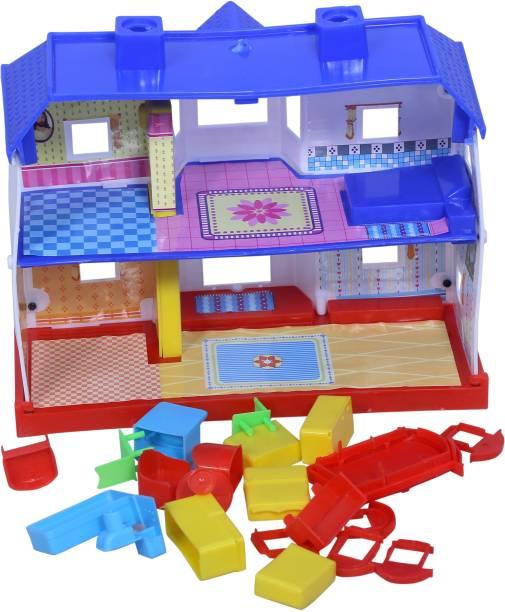 Mamma Mia MY COUNTRY DOLL HOUSE (24 PCS)