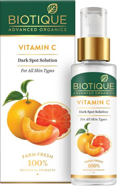 Biotique Advanced Organics Vitamin C Dark Spot Solution 30Ml