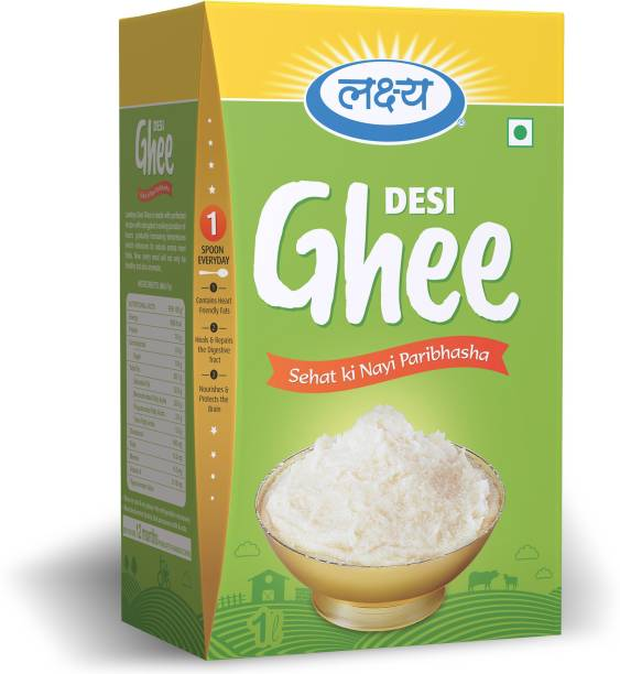 Lakshya Premium Quality Ghee Ghee 1 kg Box