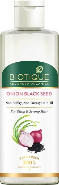 Biotique Advanced Organics Onion Black Seed Hair oil 200Ml Hair Oil