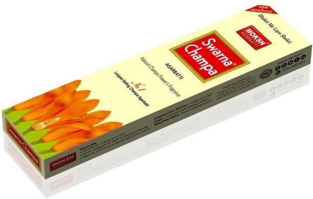 MOKSH Swarna Agarbatti Champa Flower's