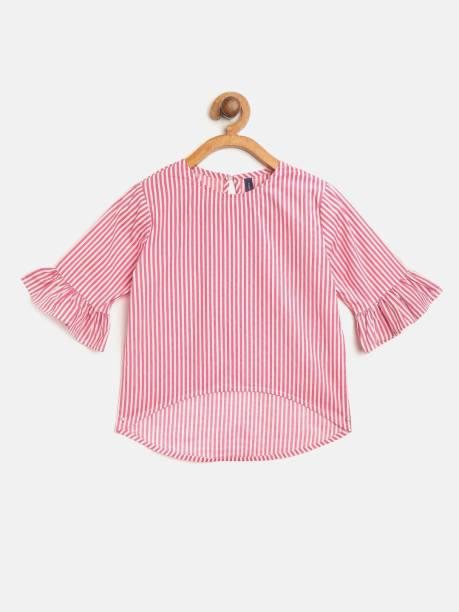 Yk Girls Pure Cotton Top