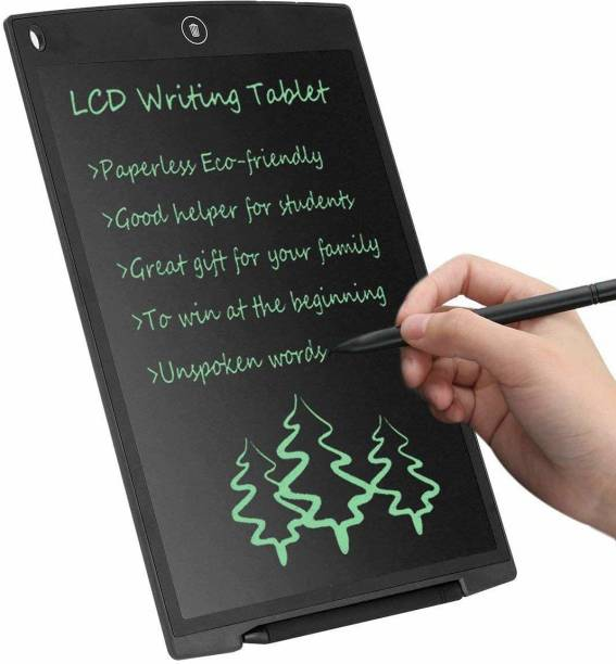 digilex 8.5 inch LCD Writing Pad For Kids Re-Writing Paperless Electronic Digital Slate E Writer Pads Notepad Board for Writing And Learning LCD Writing Tablet Gifts