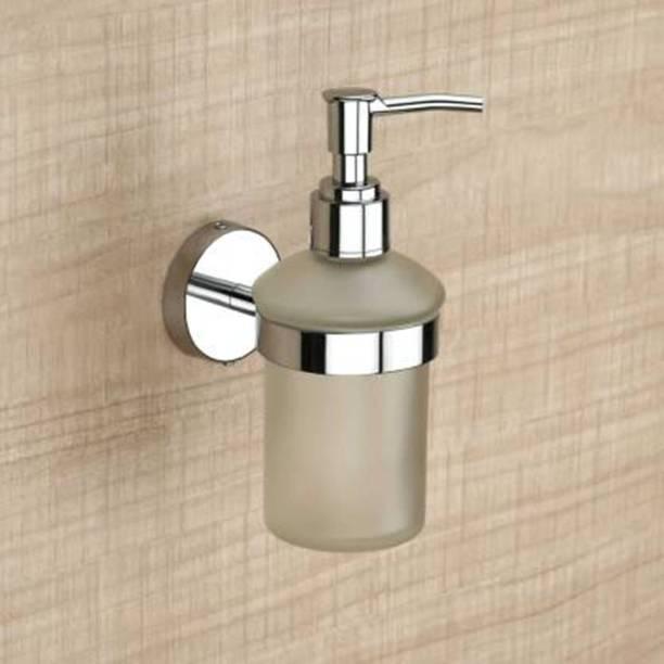 Frap Stainless Steel Soap Liquid Dispenser Pump Hand Wash Bottle 500 ml Shampoo, Conditioner, Soap Dispenser 490 ml Shampoo, Conditioner, Soap Dispenser (Steel) 500 L Liquid, Lotion, Conditioner, Shampoo, Sanitizer Stand Dispenser