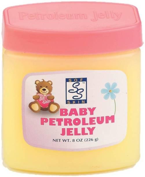 Sofskin BABY PETROLEUM JELLY 226GM